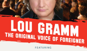 Lou Gramm Bringing The Hits Of Foreigner  – And More – To Canton Ohio