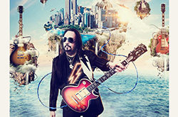 Iconic Guitarist Ace Frehley To Land At Hard Rock Rocksino