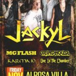 Jackyl back at Alrosa Villa thanks to Columbus Event Group!