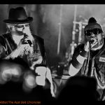 Country music icon, David Allan Coe, graces Dillinger's stage with Moonshine Bandits for what was a killer night of entertainment!!!