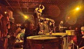Mushroomhead, Unsaid Fate & Dose – Pack the Whiskey Warehouse Bar & Grill!