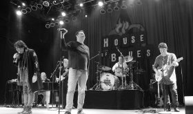 Beau Coup Celebrates at the HOB with a Hot Night of Rock!