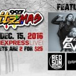 BlitzMas 2016 Rocks Columbus with Pop Evil, Red Sun Rising, Bobaflex and Citizen Zero!