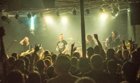 Saving Abel, TRUST and Perfectly Damaged Blow-Out the Whiskey Warehouse Bar & Grill!