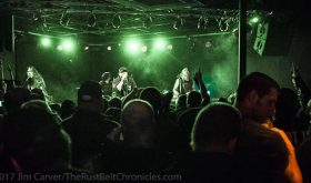 FLAW had The Whiskey Warehouse Bar & Grill running in circles last Saturday; and the fans loved it!