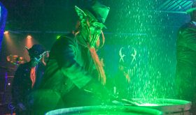 MUSHROOMHEAD, Unsaid Fate and Strait Jacket SELL-OUT the Whiskey Warehouse Bar & Grill!