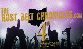 The Rust Belt Chronicles Celebrates its 4th Year Anniversary with 15 Million Hits!