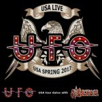 UFO and Saxon with Jared James Nichols set to Rock the House of Blues in Cleveland!