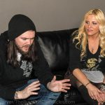 Bobby Amaru of Saliva Interviews with Rock Lines Hostess, Jennifer Colleen!