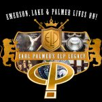 "CARL PALMER'S ELP LEGACY ANNOUNCES ""EMERSON LAKE & PALMER LIVES ON!"""