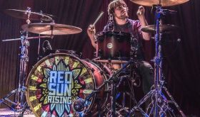 Red Sun Rising Shines Bright at The House Of Blues in Cleveland!