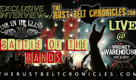 """Round #6 """"The Battle of The Bands"""" at the Whiskey Warehouse Bar & Grill for Ink In The Clink 2017"""