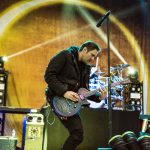 Breaking Benjamin, RED and Mangrenade Rocked it at Express Live!