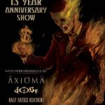 Ventana celebrates their 13 year anniversary at the Agora Ballroom this Friday night wsg/Dose, Axioma and Half Raised Heathens!
