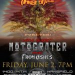HED P.E. and Motograter with special guests, From Ashes hit the Whiskey Bar & Grill Tonight!
