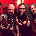 Triple bill of Slayer, Lamb of God and Behemoth to sweep into Columbus like a fearsome horde on July 18th, 2017, Express Live.