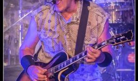 "Ted Nugent to put Fortress Obetz in a rock-n-roll ""Stanglehold"" this Saturday night!!"