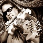 Guitar Virtuoso  Chris Steberl of Project Alcazar