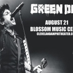 "Green Day brings the ""Revolution Radio Tour"" to Blossom Music Center – Monday August 21, 2017"