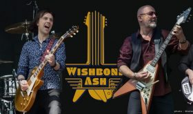 Wishbone Ash and Savoy Brown with Kim Simmonds will be Smokin' at the Tangier on Friday!