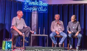 Legendary Concert Promoter, Mike Belkin Lights-Up the Music Box Supper Club!