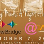 October 7th, Developing Minds: A Night of Inspiration at The Cleveland Institute of Art!