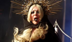 In This Moment and Maria Brink ready to light up House of Blues in Cleveland along with P.O.D., New Years Day and DED!!