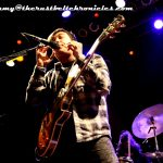 Frank Iero and the Patience Rocked House of Blues Cleveland!