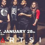Heartsick U.S. with special guests, Sleep Waker and Hollow Front to Shred at Music Lynxx