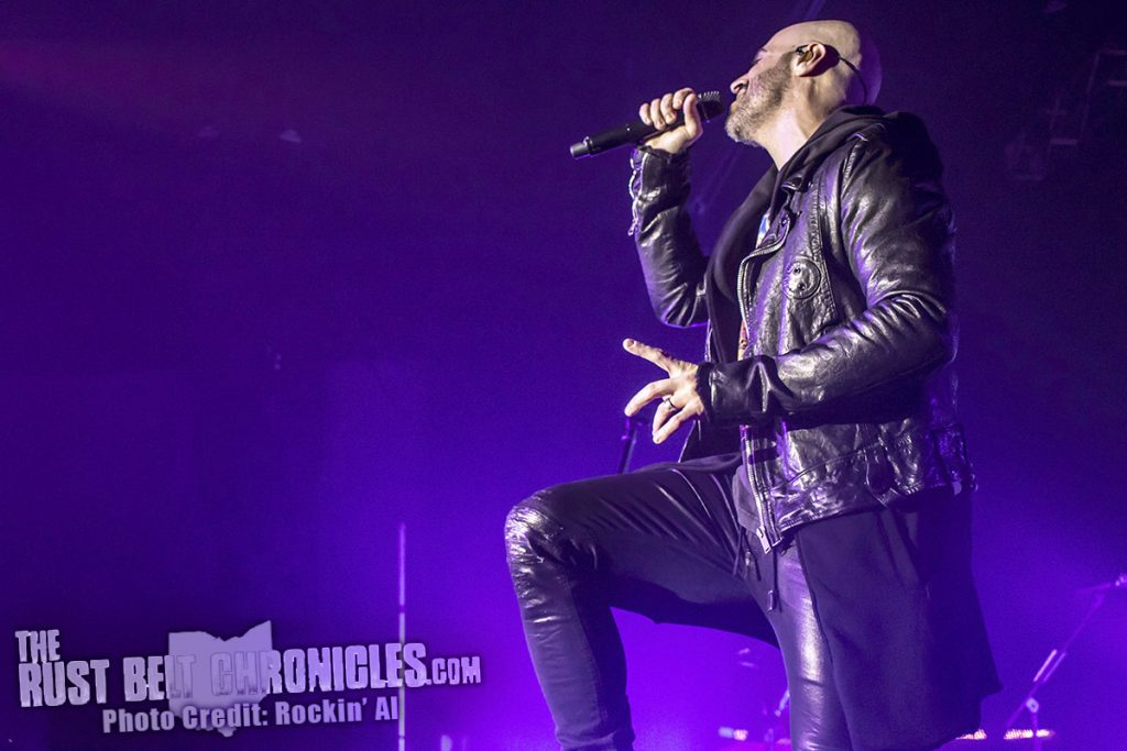 Concert Review: Daughtry at The Hard Rock Rocksino - The